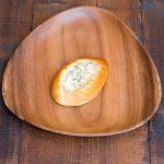 ツナマヨがたっぷり入ってます。ナミテテ一番のお勧め調理パン!