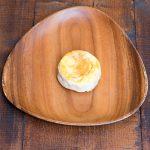 クリームチーズ、カマンベールチーズ、ダイスチーズ、ナチュラルチーズの4種類。