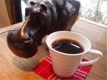 コーヒー(HOT) 250円(税別)